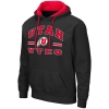 Image for Utah Utes Bold Letter Athletic Logo Hoodie