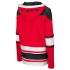 Cover Image for Utah Utes Interlocking U Women's Hooded Hockey Jersey
