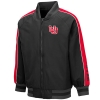 Image for Utah Utes Interlocking U Full Zip Youth Bomber Jacket