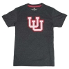 Image for Utah Utes Interlocking U Youth T-Shirt