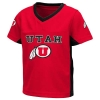 Image for Utah Utes Athletic Logo Toddler's Jersey