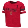 Image for Utah Utes Swoop Toddler's Shirt