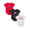 Image for Utah Utes Onesies 3-Pack