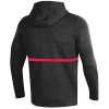Cover Image for Utah Under Armour Sideline Block U Hoodie