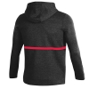 Cover Image for Utah Under Armour Youth Sideline Block U Hoodie