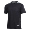 Image for Utah Utes Under Armour Sideline Blackout T-Shirt