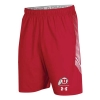 Image for Utah Utes Under Armour Sideline Athletic Logo Youth Shorts