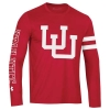 Image for Utah Utes Under Armour Interlocking U 150 Year Longsleeve