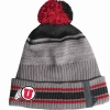 Image for Utah Utes Athletic Logo Under Armour Pom Beanie