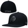 Image for Utah Utes Under Armour Sideline Blackout Fitted Hat