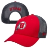 Image for Utah Utes Under Armour 2019 Sideline Red Trucker Hat