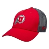 Cover Image for Utah Utes Under Armour 2019 Sideline Red Trucker Hat