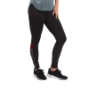 Image for Utah Utes Women's Block U Black Leggings