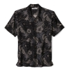 Image for Utah Utes Tommy Bahama Fuego Floral Camp Shirt