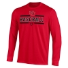Image for Utah Utes Baseball Under Armour Interlocking U Tee