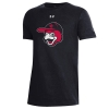 Image for Utah Utes Under Armour Youth Swoop Baseball Tee