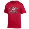 Image for Utah Utes Lacrosse 2019 Inaugural Season Tee