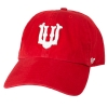 Image for Utah Vintage Interlocking U Adjustable Baseball Hat
