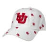 Image for Utah Utes Repeating Interlocking U Women's Adjustable Hat