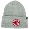 Image for Utah Utes Interlocking U Grey Cuff Beanie