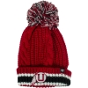 Image for Utah Utes Athletic Logo 47 Brand Red Women's Beanie