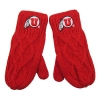 Cover Image for Utah Utes Under Armour Women's Interlocking U Wrap Hoodie