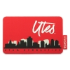 Image for Utah Utes Gymnastics City Skyline Decal