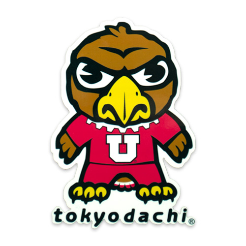 Image For Utah Utes Swoop Tokyodachi Magnet
