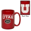 Image for University of Utah Class of 2019 Red Mug