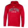 Image for Utah Utes Lacrosse Under Armour Hoodie