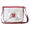 Cover Image for Utah Utes Stretchy Red Athletic Logo Headband