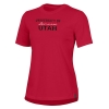 Cover Image for Utah Utes Lacrosse Athletic Logo Tee
