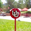 Image for Utah Utes Interlocking U Steel Garden Stake