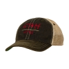 Image for Utah Utes Faded Toddler Adjustable Trucker Hat