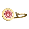 Image for University of Utah Medallion Gold Plated Lapel Pin