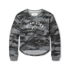 Image for Utah Utes League Women's Camo Terry Crew Neck