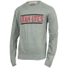 Image for Utah Utes League Grey Crew Neck Sweatshirt