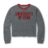 Image for University of Utah Crop League Long Sleeve