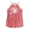 Image for Utah Utes Athletic Logo Women's Halter Top Tank