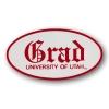 Image for University of Utah Blackletter Grad Decal