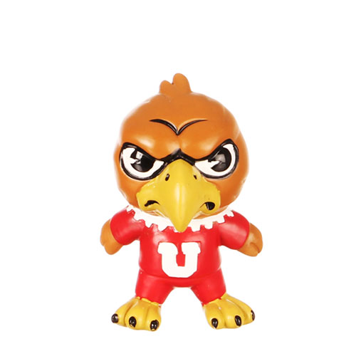Image For Utah Utes Tokyodachi Swoop Figurine