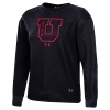 Cover Image for Utah Utes Athletic Logo Women's Hooded Softshell Jacket