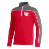 Image for Interlocking U Under Armour Youth Quarter Zip Long Sleeve