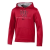Cover Image for Interlocking U Under Armour Youth Quarter Zip Long Sleeve