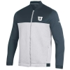 Image for Utah Utes Under Armour Two-Tone Quilted Bomber Jacket