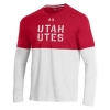 Image for Utah Utes Under Armour Color Block Long Sleeve