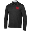 Image for Utah Utes Under Armour Interlocking U Longsleeve Polo Shirt