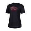 Image for University of Utah Under Armour Women's Establishment Tee