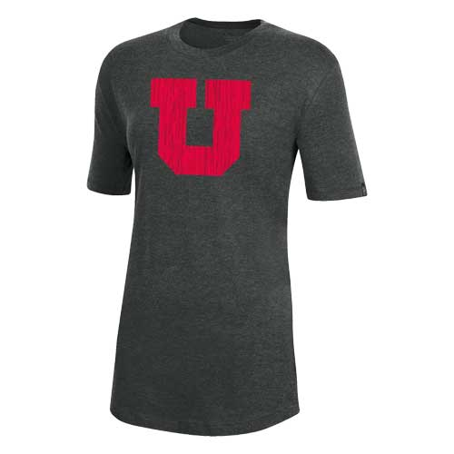 Image For Utah Utes Under Armour Distressed Block U T-Shirt Dress