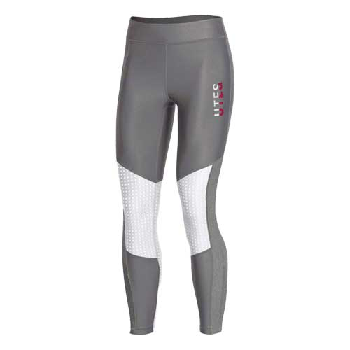 Image For Utah Utes Under Armour Pocketed Leggings